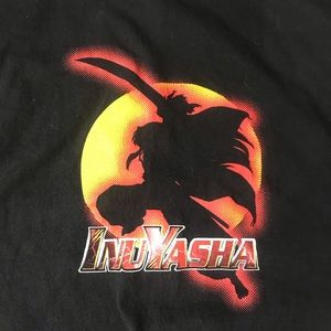 Inuyasha Graphic t shirt